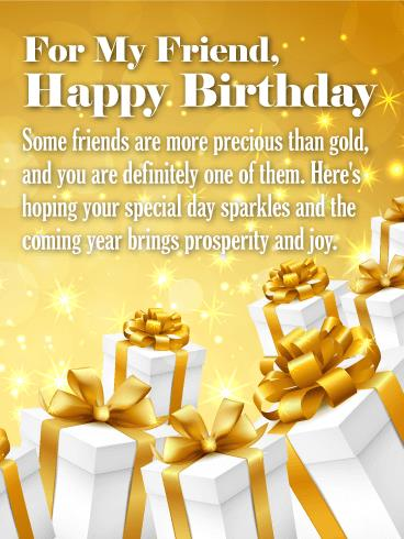happy birthday message for a friend images ; to-my-precious-friends-happy-birthday-wishes-card-for-friends-birthday-wishes-for-friends-images