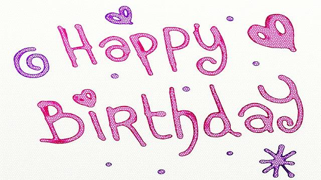 happy birthday messages and images ; happy-birthday-sms