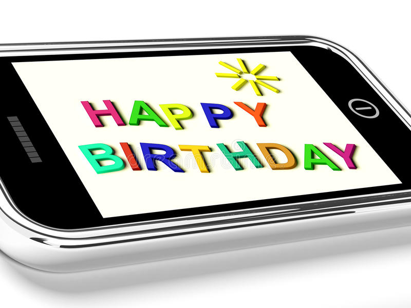 happy birthday picture messages mobile ; happy-birthday-message-mobile-phone-25846492