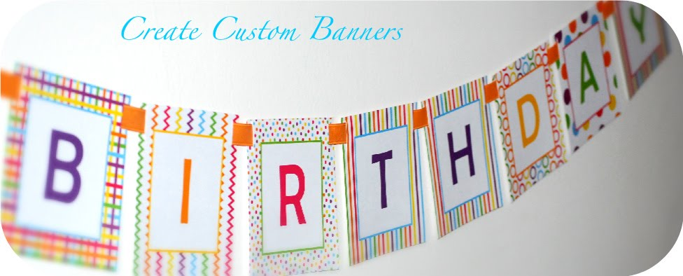 happy birthday poster free template ; abc+banner1