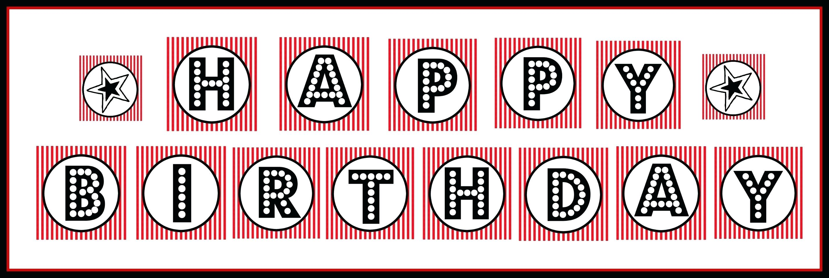 happy birthday poster free template ; happy-birthday-banners-template-free-printable-banner-red-black-photoshop