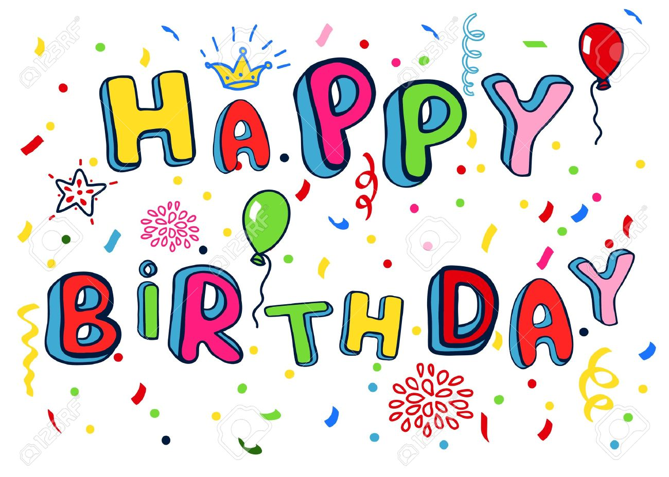 happy birthday poster images ; 14182429-happy-birthday-poster-rainbow-color-letters-