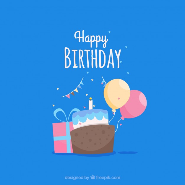 happy birthday poster template ; happy-birthday-card-template_23-2147692470