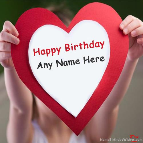 happy birthday poster with name and photo ; happy-birthday-wishes-heart-poster-with-name4964