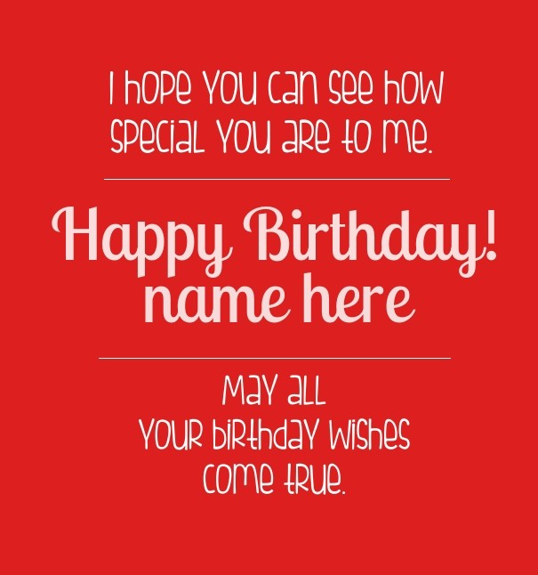 happy birthday poster with name and photo ; img_25355809ced62a49b