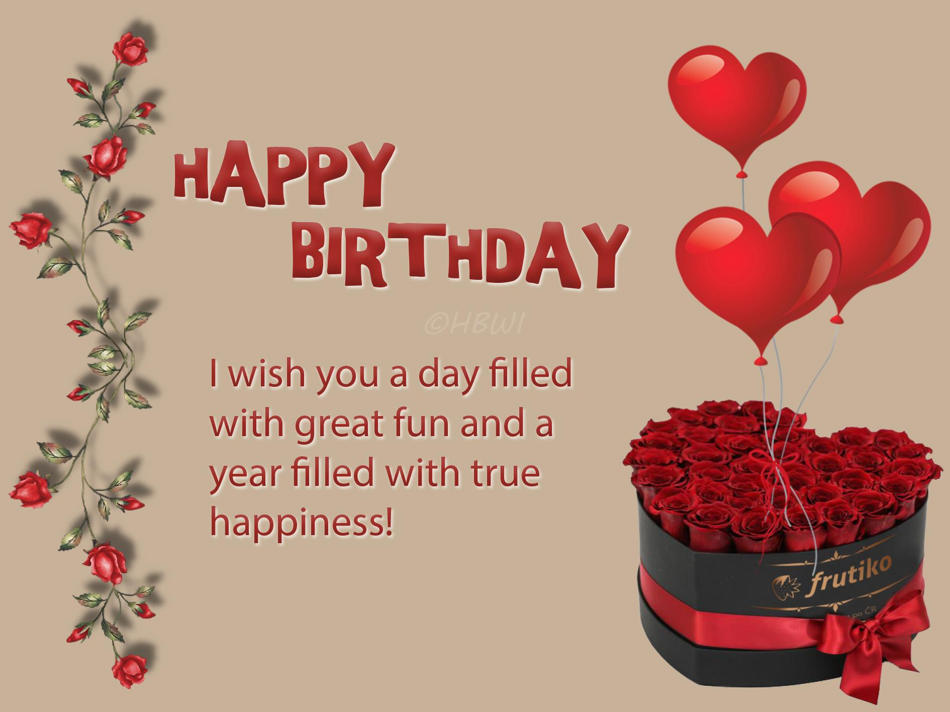 happy birthday quotes images hd ; New-HD-Birthday-wish-Card