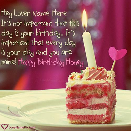 happy birthday quotes with photo and name ; happy-birthday-lover-quotes-images-love-name-pix-8260