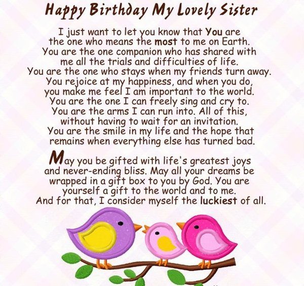 happy birthday sister image quotes ; ba81f116c88424b6fadb329573387327