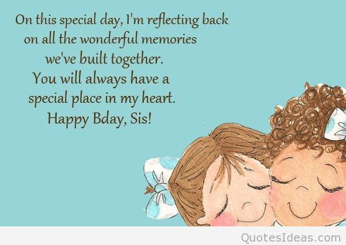 happy birthday sister quotes images ; Happy-Birthday-Older-Sister-Quotes-4
