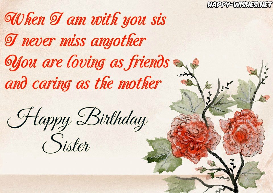 happy birthday sister quotes images ; Happy-Birthday-Quotes-for-Dear-Sister