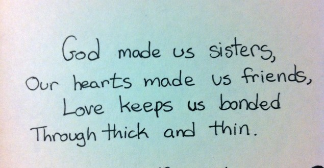 happy birthday sister quotes images ; birthday-sister-quotes-e1437044654297