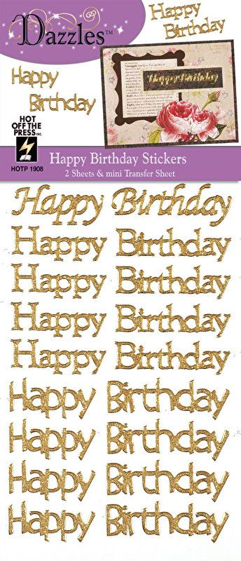 happy birthday stickers for card making ; 64a8a3cbfc8d8580d707386c0b0eb457--happy-birthday-greetings-card-making-supplies
