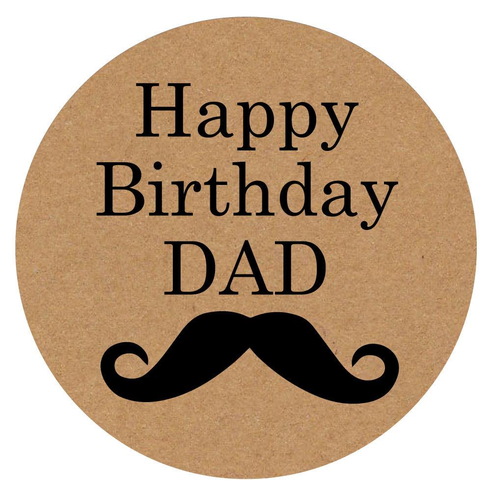 happy birthday stickers for cards ; Variation-of-039Happy-Birthday-Dad039-Stickers-8211-Choice-of-3-designs-craftscardsshops-8211-60-mm-192254545108-9195