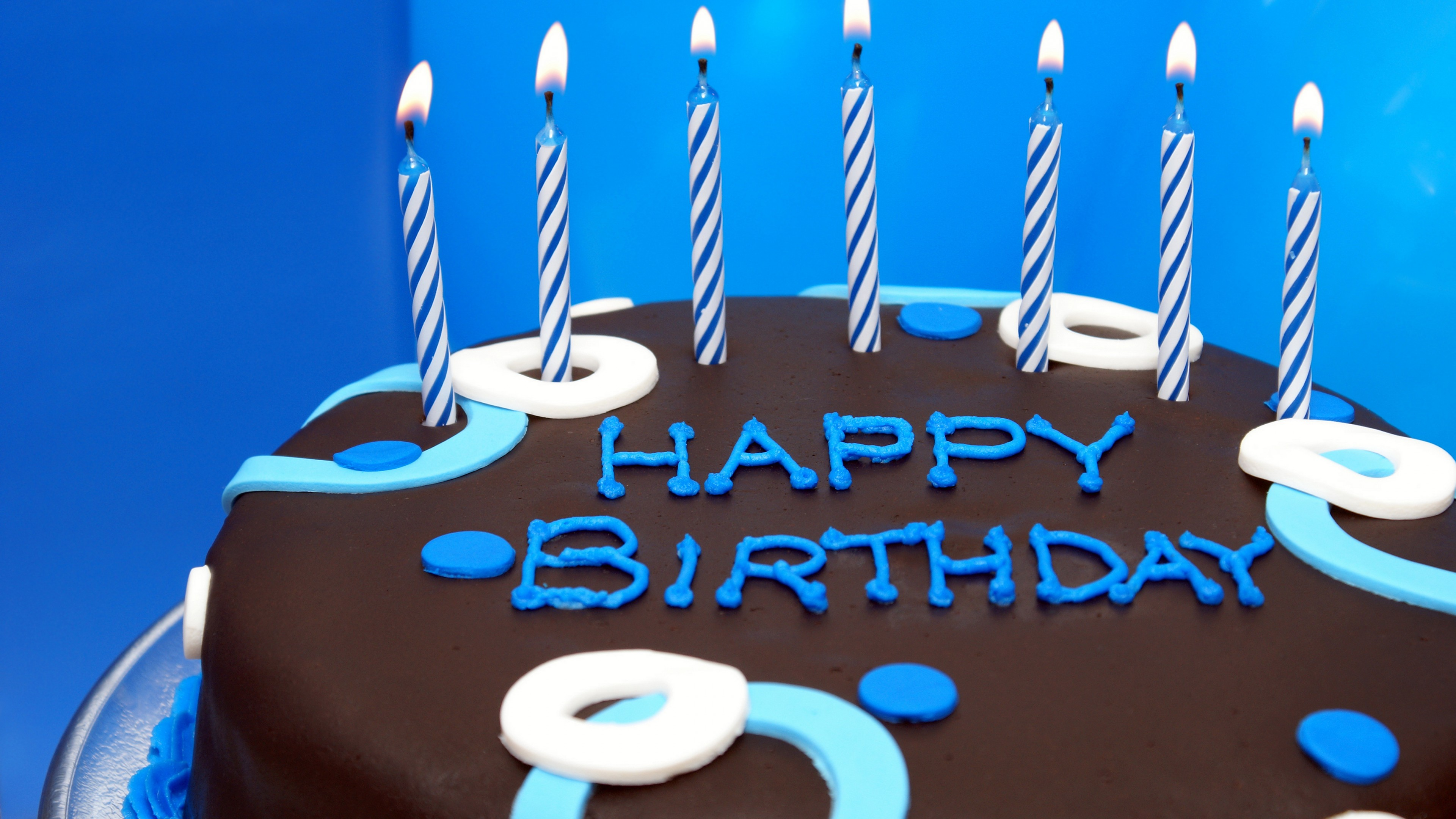 happy birthday wallpaper images ; happy-birthday-3840x2160-cake-candles-4k-6273