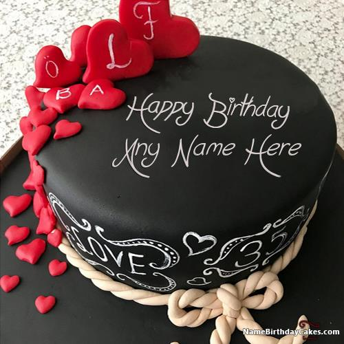 happy birthday wallpaper with name and photo ; happy-birthday-cake-with-name-edit_ea33