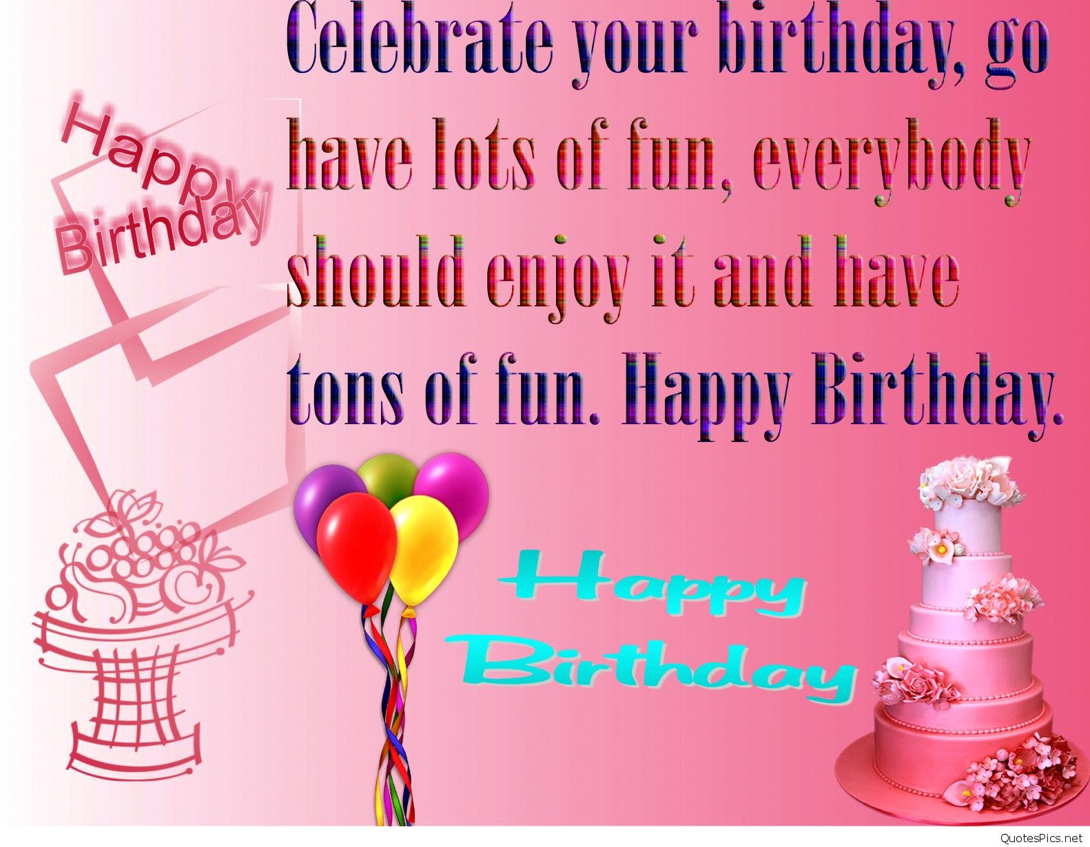 happy birthday wallpaper with wishes ; happy-birthday-wishes-hd-wallpaper