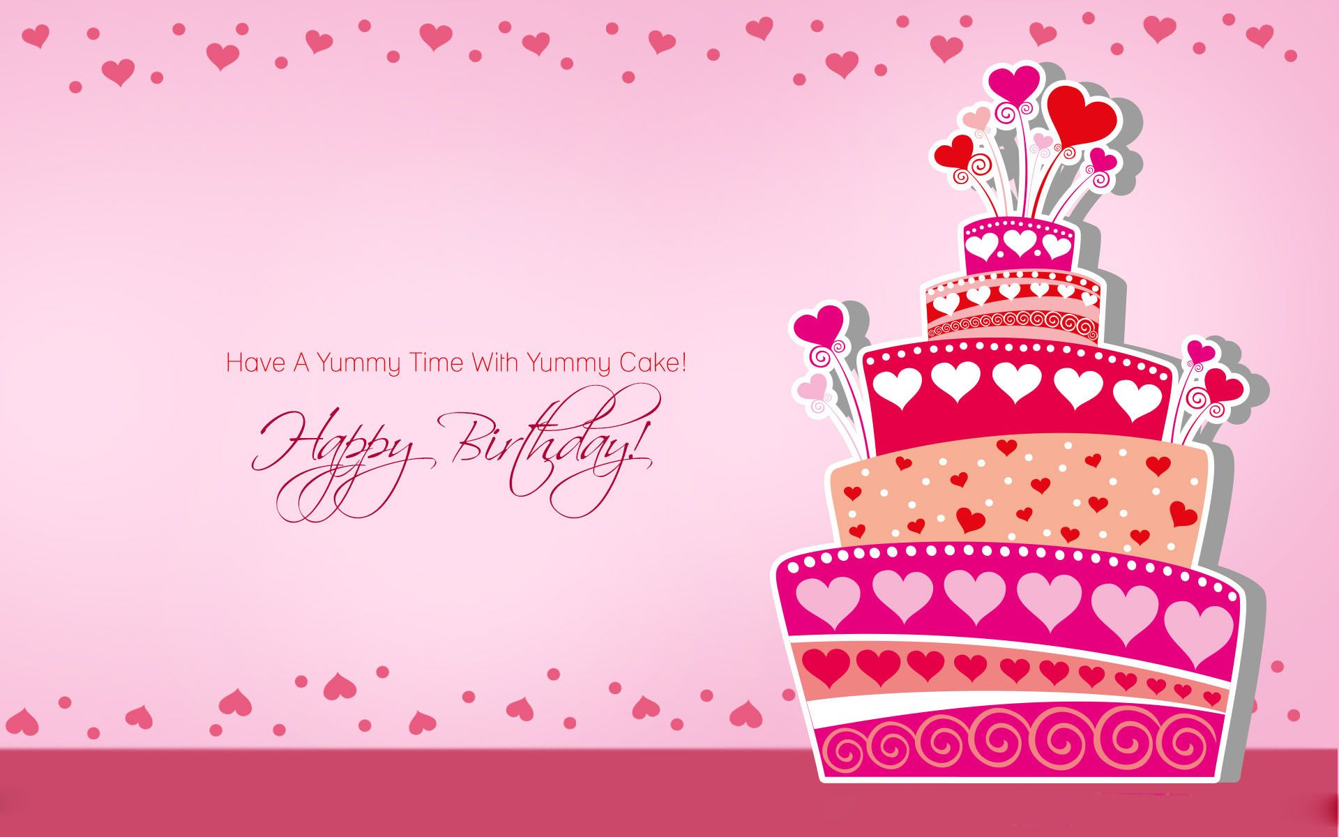happy birthday wallpaper with wishes ; wallpaper-happy-birthday-hd-6