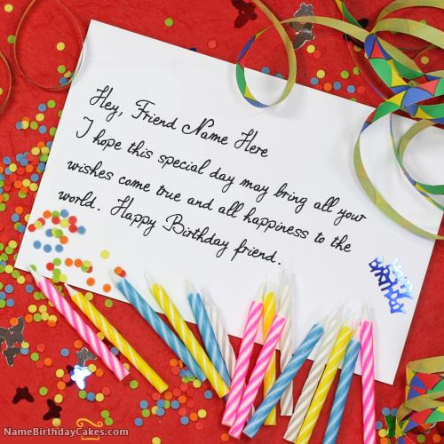 happy birthday wishes card with name ; cf8a20c03f90d0e746a64978f8f631f1