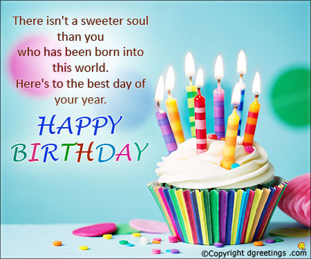 happy birthday wishes card with photo ; sweeter-soul-all-the-pleasures