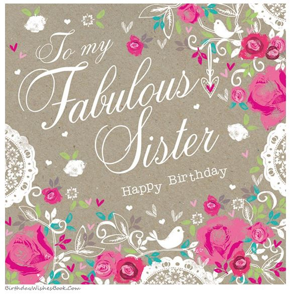happy birthday wishes for a card ; Happy-Birthday-Greeting-Cards-For-Sister