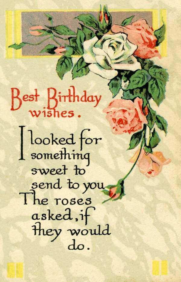 happy birthday wishes for a card ; best-birthday-wishes-messages-for-friend
