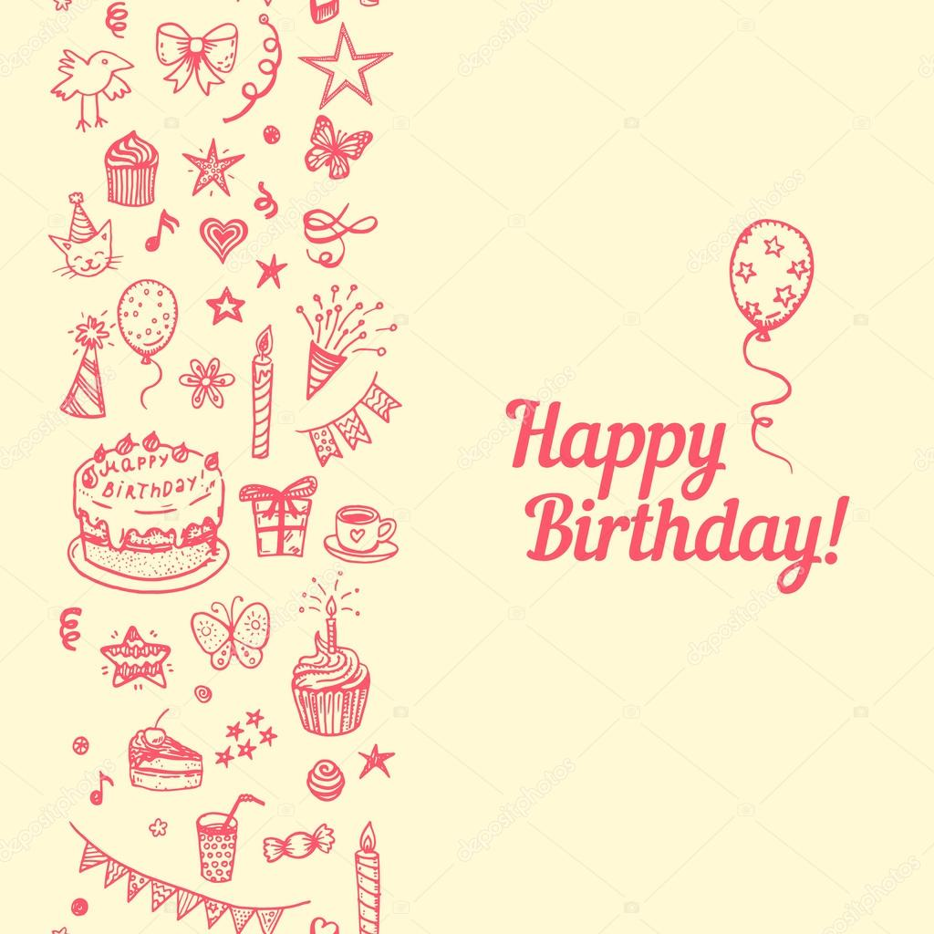 happy birthday wishes for a card ; depositphotos_73365099-stock-illustration-happy-birthday-greeting-card