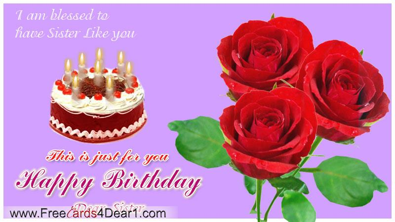happy birthday wishes for a card ; happy-birthday-greeting-card-for-dear-sister
