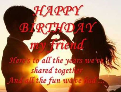 happy birthday wishes for friend hd images ; wonderful-Funny-happy-birthday-wishes-to-best-friend-poems-with-image