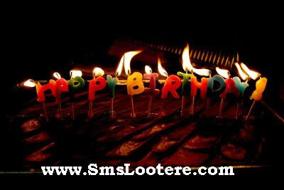 happy birthday wishes for friend message in hindi ; happy-birthday-sms-hindi