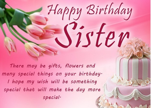 happy birthday wishes for little sister message ; 214603df7140538a8565f763f3dbb8a7