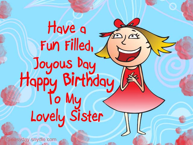happy birthday wishes for little sister message ; birthday-wishes-quotes-for-sister