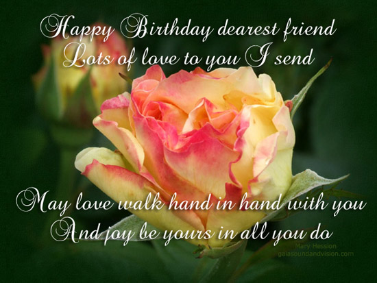 happy birthday wishes greeting cards for friends ; 303808