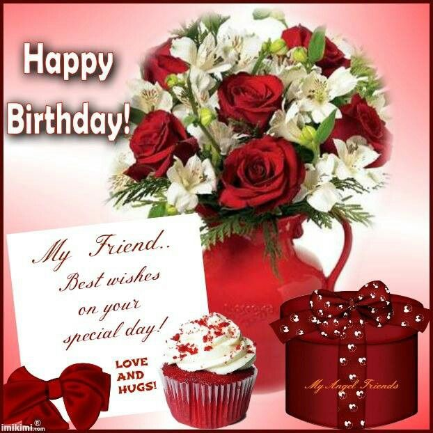 happy birthday wishes greeting cards for friends ; happy-birthday-dear-friend-greeting-cards-11-best-happy-birthday-images-images-on-pinterest-birthday-free