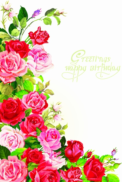 happy birthday wishes images download ; birthday-wishes-cards-download-elegant-happy-birthday-flowers-greeting-cards-free-vector-in-encapsulated-of-birthday-wishes-cards-download