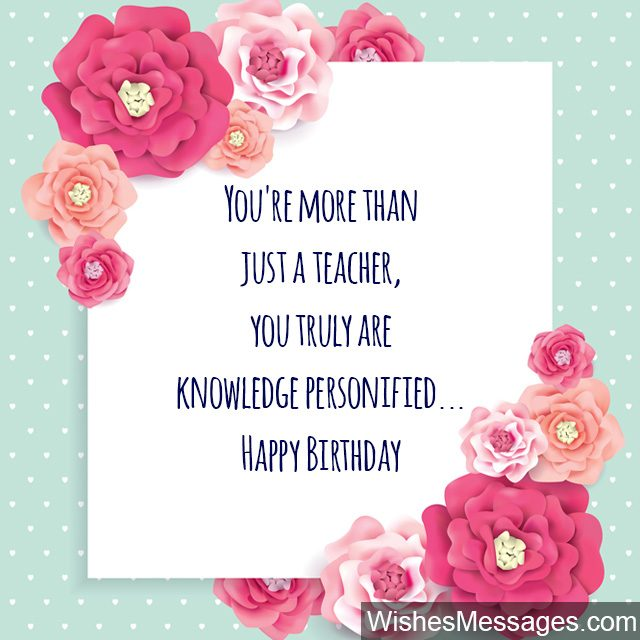 happy birthday wishes in a card ; Cute-birthday-card-wishes-for-teachers-about-knowledge-640x640