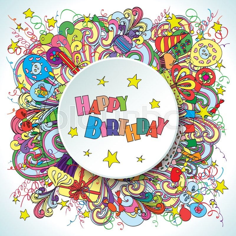 happy birthday wishes poster ; 800px_COLOURBOX18307842