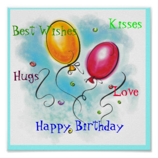 happy birthday wishes poster ; happy_birthday_card_poster-rc08d0ca9f12541de953a3852399103c3_w10_8byvr_324