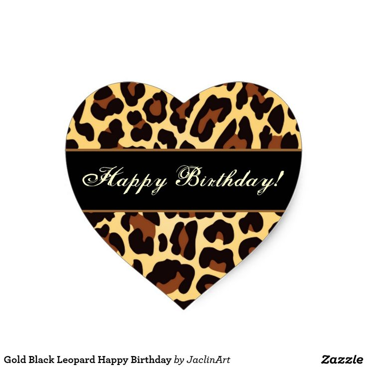 happy birthday wishes stickers ; 16bdb105c28775eeab38ad42af883d66--leopard-party-leopard-prints