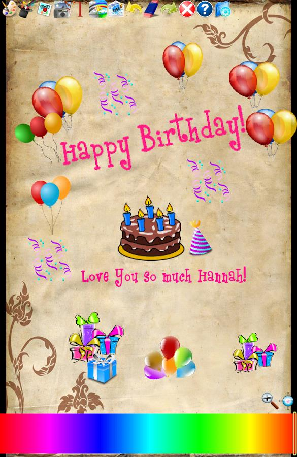 happy birthday wishes stickers ; Birthday-Greetings-For-Facebook-Friends-Wall-Plus-Birthday-Greetings-For-Facebook-In-Hindi-Also-Birthday-Greetings-Pictures-For-Facebook