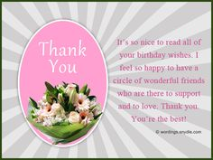 happy birthday wishes thank you message ; 638cf3e6d487a0925a196593a9a80959--thank-you-wishes-thank-you-messages