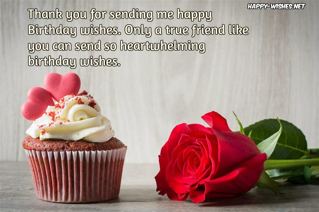 happy birthday wishes thank you message ; Thankyoumessageforbirthdaywishes1-compressed