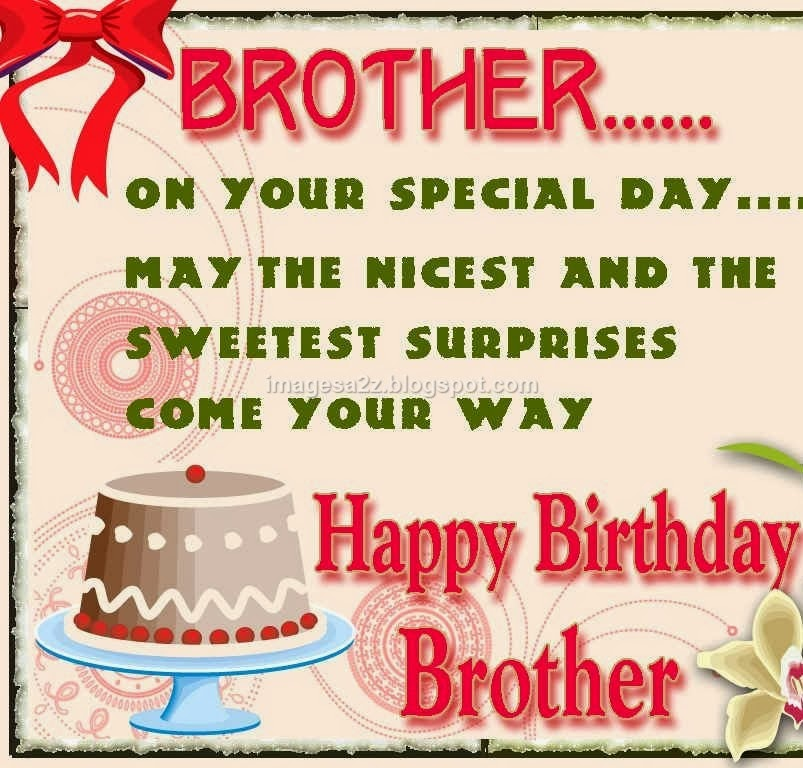 happy birthday wishes to brother message ; birthday-message-for-brother-from-sister-e1ff250827db23d5cf4b3c38e7f187ac