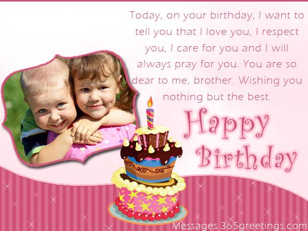 happy birthday wishes to brother message ; birthday-wishes-for-brother1