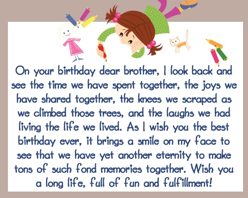 happy birthday wishes to brother message ; happy-birthday-message-for-brother-2