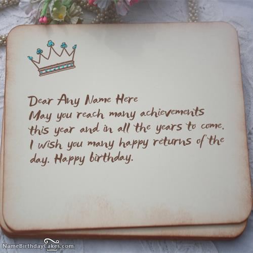 happy birthday wishes to write in a card ; e87132452b63f3a141278d84a5634c3a