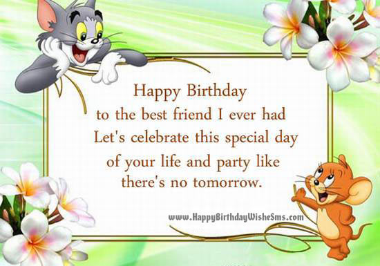happy birthday wishing message for best friend ; Birthday-wishes-for-best-friend-Photos-Happy-Birthday-Friend-Quotes-Pictures-Messages-Images-Wallpapers