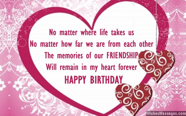 happy birthday wishing message for best friend ; birthday-greeting-card-for-best-friend-loves-style-design-quotes-pink-and-blink-glory-unique-best-friend-birthday-card-messages