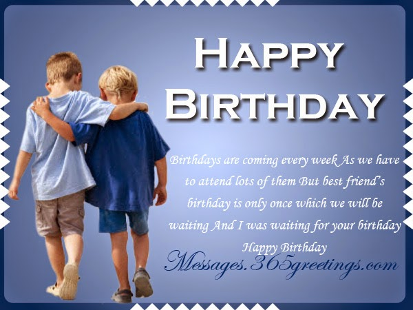 happy birthday wishing message for best friend ; birthday-messages-for-a-friend