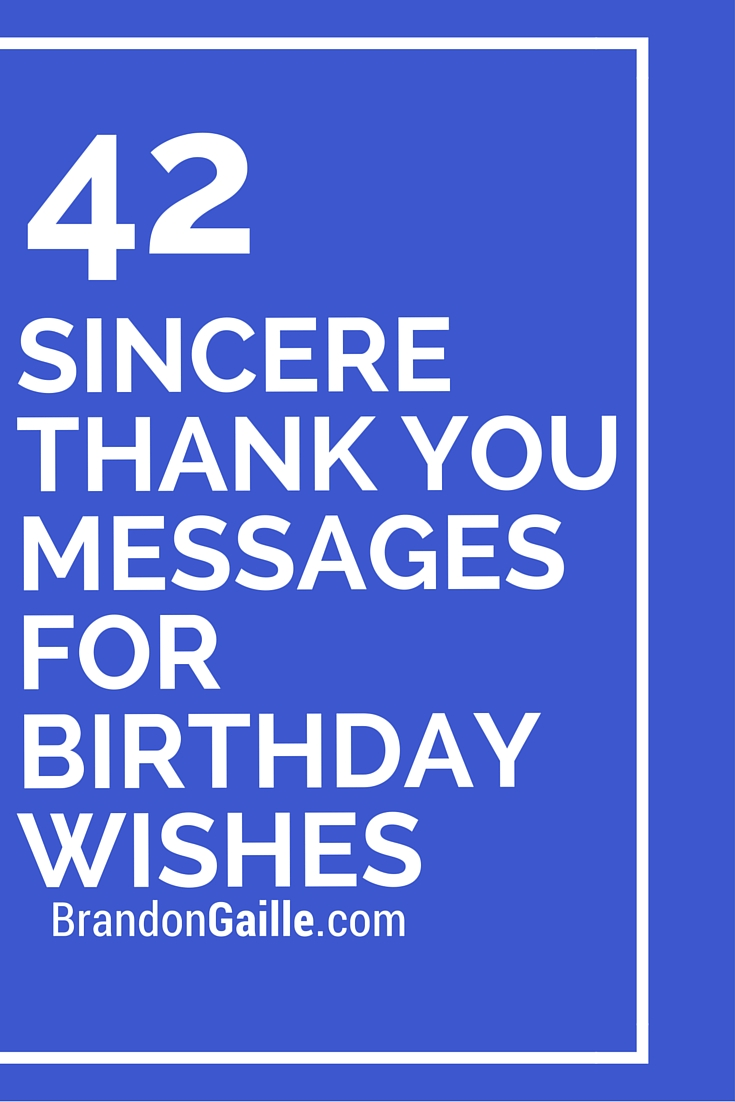 heartfelt thank you message for birthday wishes ; 0d8496ecf5e66ed005a3712d926f1cb7