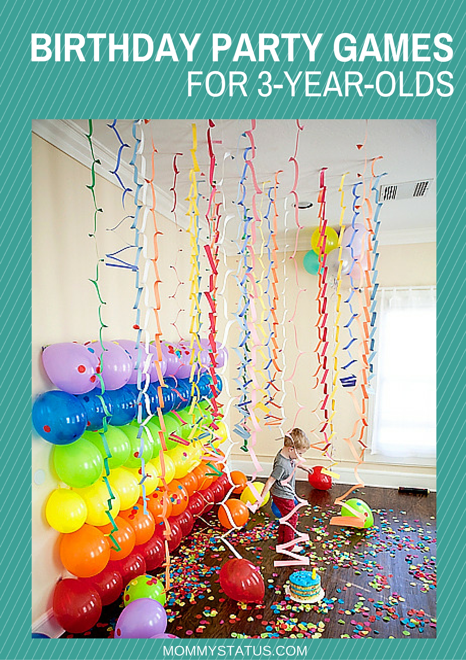 indoor birthday party activities ; Birthday-Party-Games